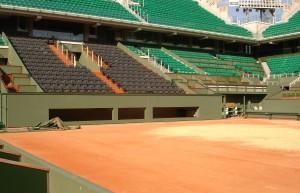 Première semaine de Roland-Garros (photo Guillaume)