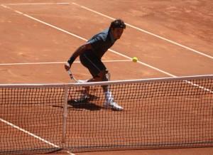 Roger Federer (photo Guillaume)