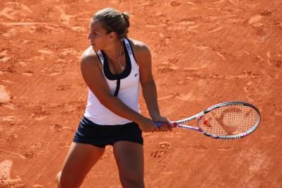Dominika Cibulkova (photo Guillaume)
