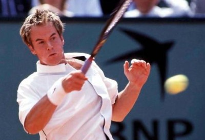 Magnus Norman, Roland-Garros 2000 (photo DR)