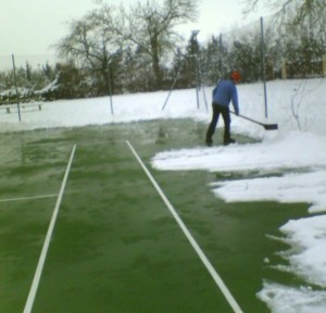 Court de tennis (photo DR)