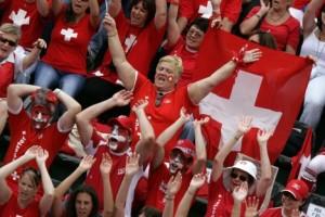 La Suisse se maintient dans le Groupe mondial (photo DR)
