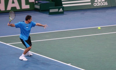 Nicolas Almagro (photo Mariejo)