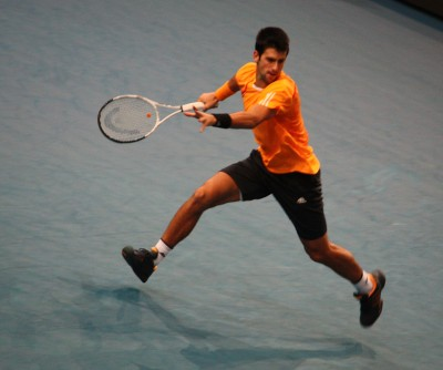 Novak Djokovic (photo Guillaume)