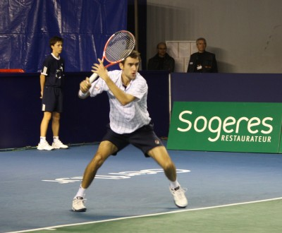 Marin Cilic (photo Guillaume)