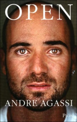 Andre Agassi, Open (photo DR)