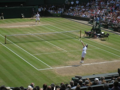 Wimbledon, Centre court (photo DR)