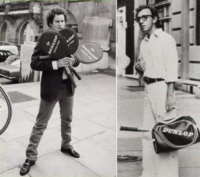 Quiz : Parmi ces deux célèbres new-yorkais, tous deux adeptes des raquettes Dunlop,  un seul a remporté la Coupe Davis. Lequel ?