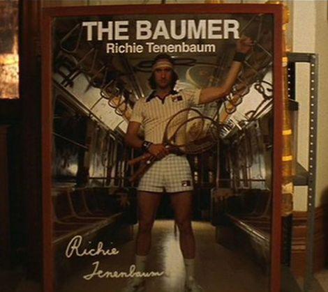 Richie Tenenbaum The Baumer La Famille Tene...