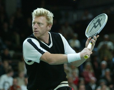 Boris Becker (photo DR)