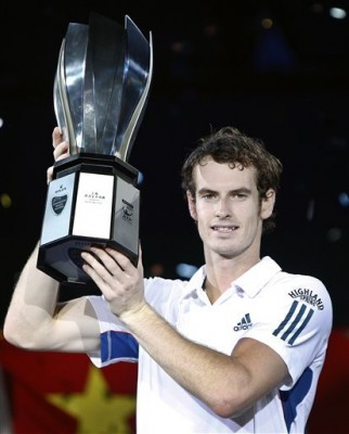 Andy Murray (photo DR)