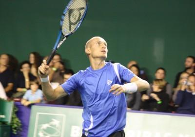 Nikolay Davydenko (photo Guillaume)