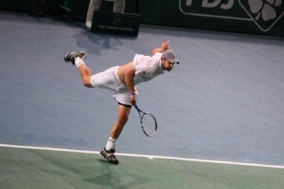 Andy Roddick (photo Guillaume)