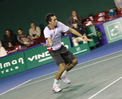 Sergiy Stakhovsky (photo Guillaume)