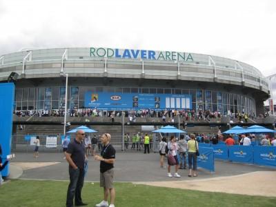 Rod Laver Arena (photo Cucumber)