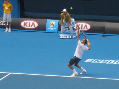 Roger Federer (photo Cucumber)