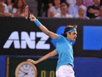 Roger Federer (photo DR)