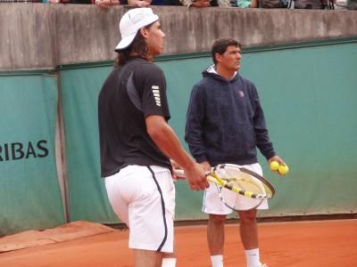 Rafael et Toni (photo Marie Jo)