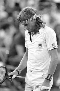 Bjorn Borg, 1981 (photo DR)