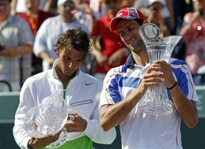 Rafael Nadal, Miami 2011 (photo DR)