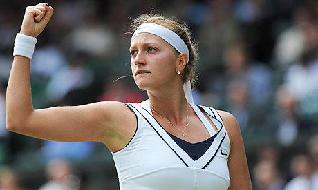 Petra Kvitova, Wimbledon 2011 (photo DR)