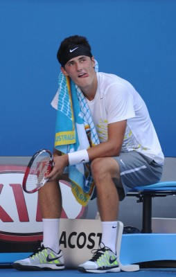 Bernard Tomic (photo DR)