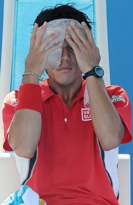 Kei Nishikori (photo DR)