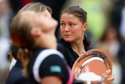 Dinara Safina, Roland-Garros 2009 (photo DR)