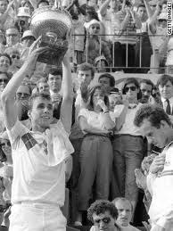 Lendl - McEnroe 1984