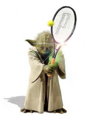 Yoda tennis