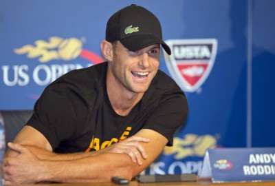 Andy Roddick (photo DR)
