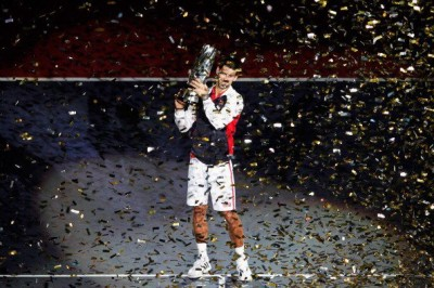Novak Djokovic, Shanghai 2012 (photo DR)