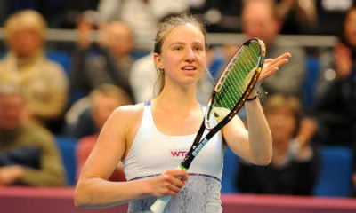 Mona Barthel, reine de Coubertin (photo DR)