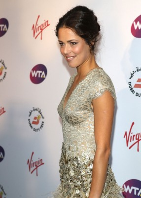 ANA IVANOVIC at Pre-Wimbledon Party