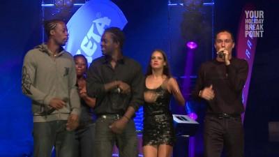 Le sosie de Snoop Dog + Dolgo : Snoop doggy Dolgopolov en concert à Umag !