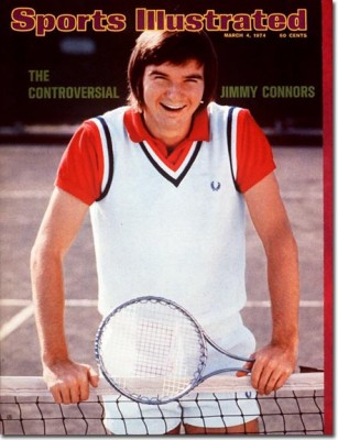 Jimmy Connors, Sports Illustrated, 1974