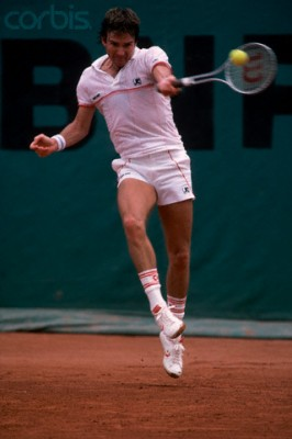Jimmy Connors, Roland-Garros 1984