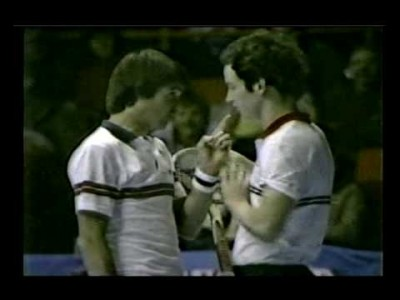 Jimmy Connors - John McEnroe