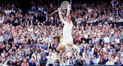 Jimmy Connors, Wimbledon 1982