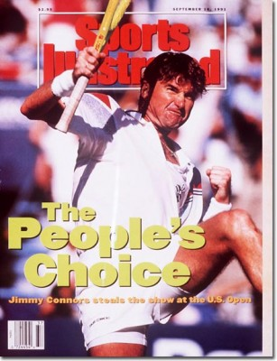 Jimmy Connors, Sports Illustrated, 1991