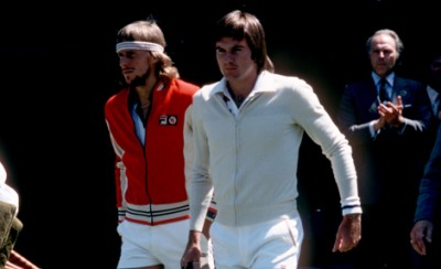 Connors - Borg, US Open 1978