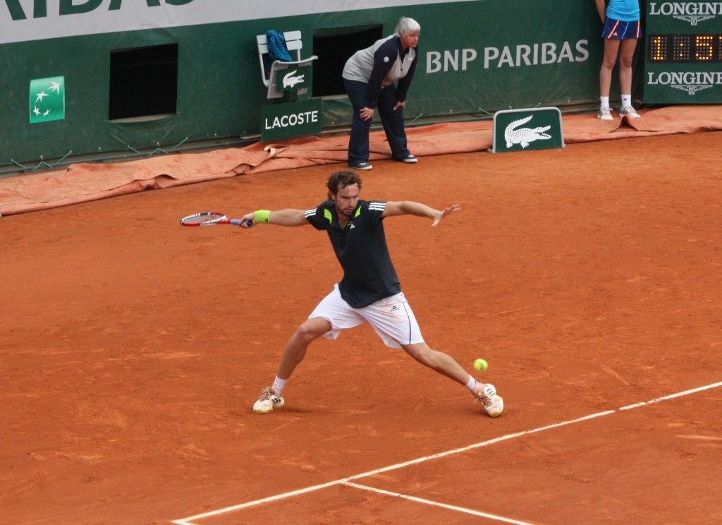 Gulbis en extension