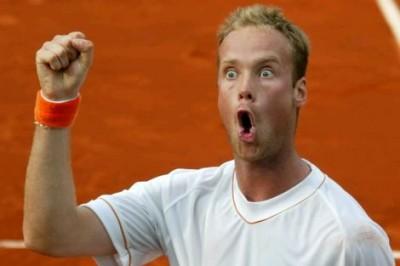 Martin Verkerk, Roland-Garros 2003