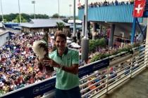 Federer gagne Cincinnati