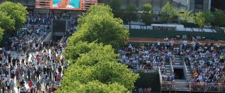 allées Roland-Garros