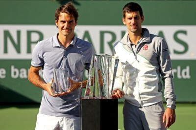 Djokovic - Federer, Indian Wells 2014