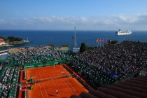 ATP Masters Series: Monte Carlo Rolex Masters - Day Two