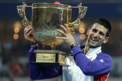 Djokovic Beijing