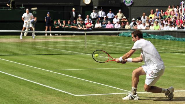 wimbledon tennis game