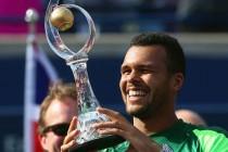 Toronto 2014 Sunday Tsonga Trophy